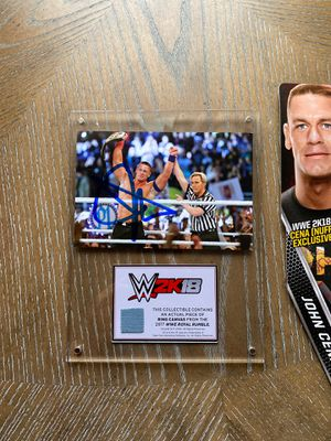 John Cena Limited Time Collectible for Sale in NJ, US