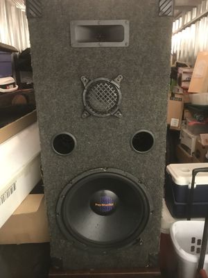 2-Pro Audio/Welton 150w Speakers for Sale in Charlotte, NC
