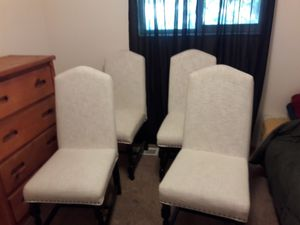 4 Dining room chairs for Sale in Elk Ridge, UT