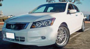 2008 Honda Accord EX-L for Sale in Tulsa, OK