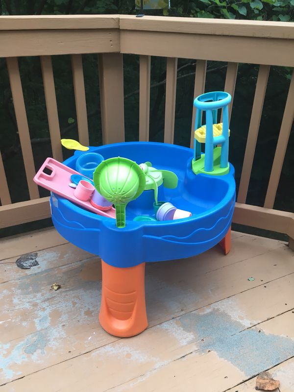 Water playtable