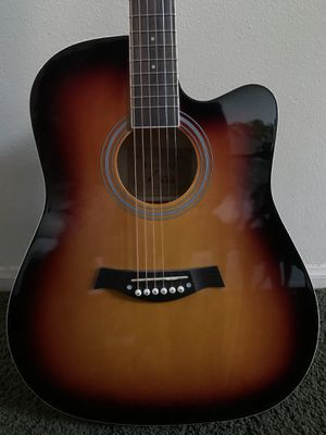 Acoustic Guitar Brand New for Sale in Corona, CA