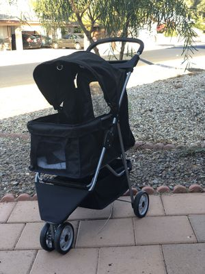 Pet stroller for small to medium size dogs or cats for Sale in Phoenix, AZ