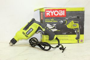 6.2 Amp Corded 5/8 in. Variable Speed Hammer Drill for Sale in Bakersfield, CA