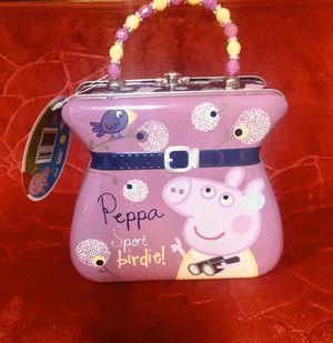 Peppa Pig Tin Purse for Sale in Pico Rivera, CA