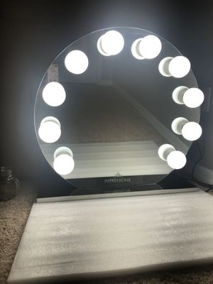 SUNSET VANITY MIRROR - BRAND NEW for Sale in Kissimmee, FL