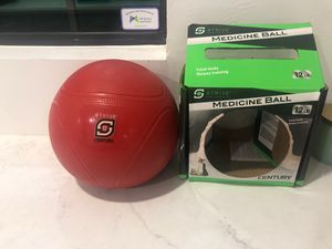 12 lb. medicine ball for Sale in Phoenix, AZ