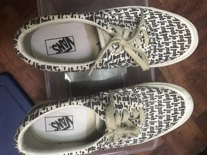 Fog vans size 10 for Sale in The Bronx, NY