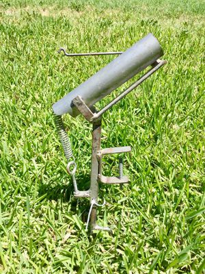 Sure Set spring loaded fishing rod holder for Sale in Fontana, CA