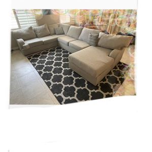 Living Spaces Sofa Sectional for Sale in Lakewood, CA