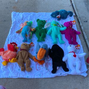 Very Rare Beanie babies for Sale in Scottsdale, AZ