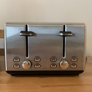 Double sided Toaster, Almost New for Sale in Culver City, CA