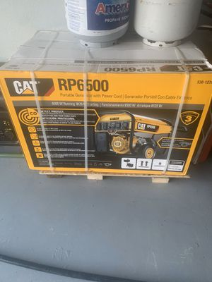 cat generator 6500 for Sale in Kissimmee, FL