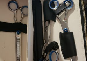 Dog grooming scissors for Sale in Dawsonville, GA