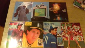 Baseball magazines 2 signed autograph royals 1991 and1988 for Sale in Austin, TX