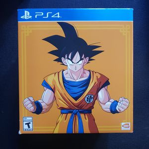 Dragon Ball Z: Kakarot - Collector's Edition (PS4) for Sale in Huntington Park, CA