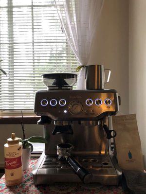 Breville - The Barista Express 25-Shot Espresso Maker for Sale in Lacey, WA