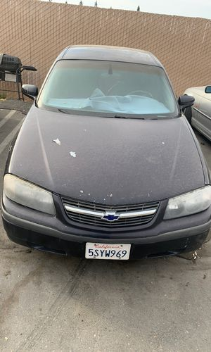 Parting out 2001 Chevy impala for Sale in Rancho Cordova, CA