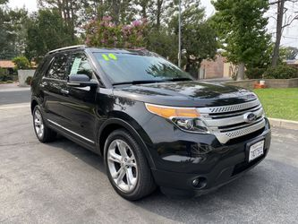 2014 Ford Explorer XLT Financing Available for Sale in Los Angeles,  CA