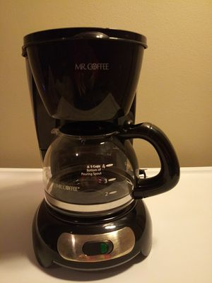 Mr Coffee 5 cup for Sale in Garden Grove, CA