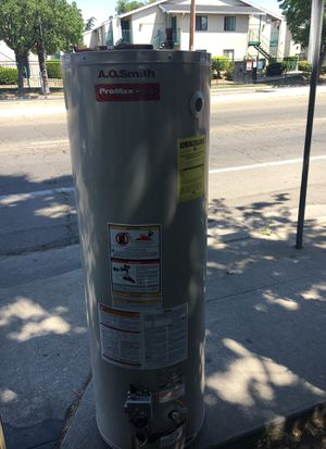 Water heater for Sale in Fresno, CA