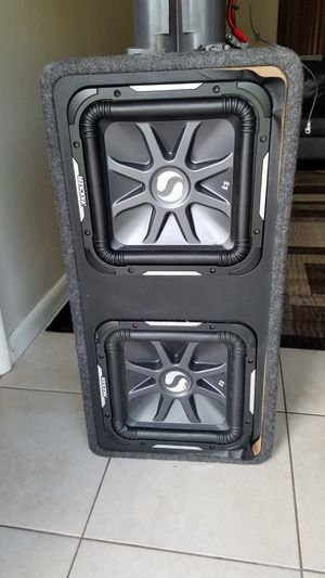 Kicker L7 12 inch for Sale in Pembroke Pines, FL
