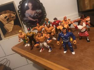 80s wwf action figures for Sale in Commerce, CA