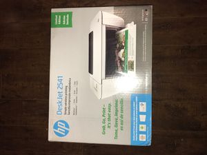 Hp deskjet 2541 limited edition for Sale in Industry, CA