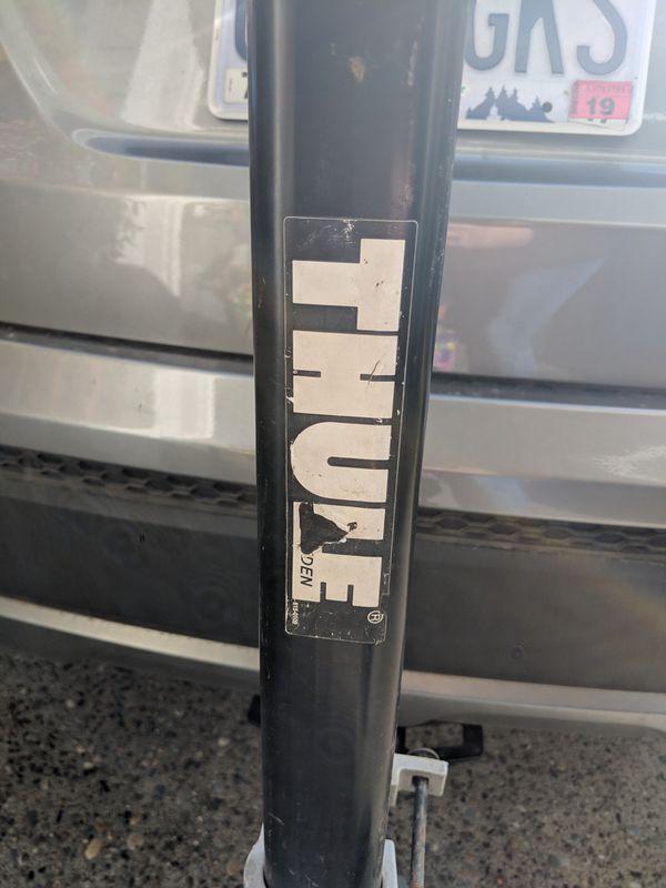 Thule 4 bike rack for hitch