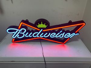 Budweiser neon for Sale in Richmond, KY