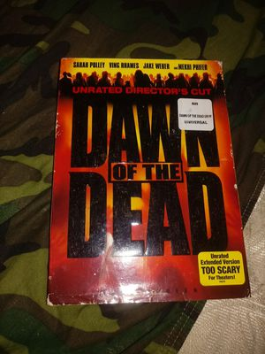 Movie dawn of the dead! for Sale in Fond du Lac, WI