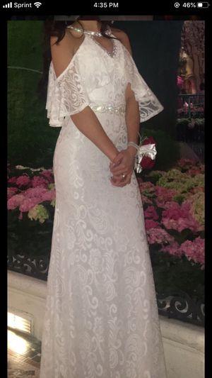 Formal Dress White for Sale in Henderson, NV