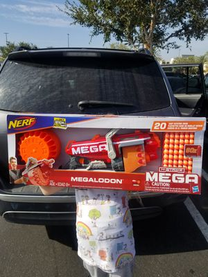 Nerf megalodon for Sale in Huntington Beach, CA