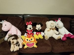 Plushies. Free. for Sale in Hialeah, FL