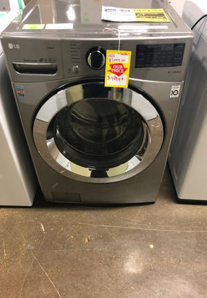LG Front Load Washer for Sale in Dallas, TX