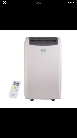 Black+Decker BTU Portable Air Conditioner for Sale in Hillsboro, OR