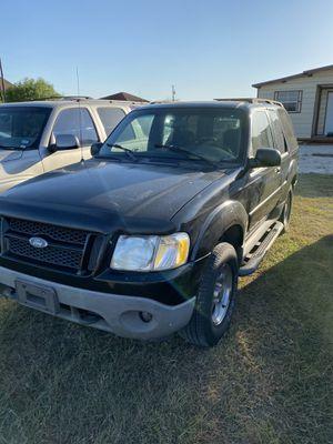 2001 Ford Explorer for Sale in San Antonio, TX