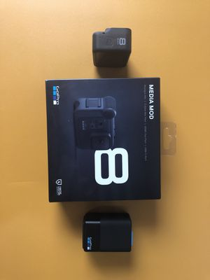 GoPro Hero 8 Bundle with all original GoPro for Sale in Oak Point, TX