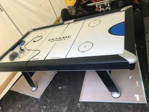 Air hockey table for Sale in Round Lake, IL
