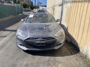 2016 Hyundai Genesis Coupe Parts for Sale in Huntington Beach, CA