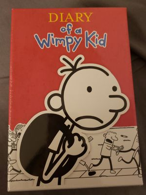 Diary of a Wimpy Kid Books 1-4 Set for Sale in Los Angeles, CA