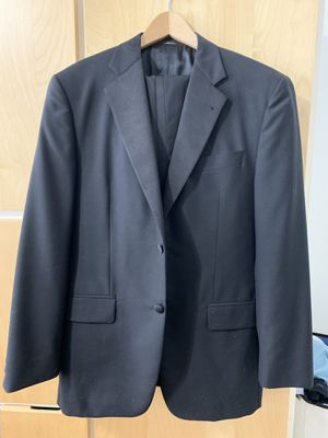 Joseph Abboud - black tuxedo jacket, pants, shirt for Sale in Washington, DC