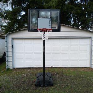 REEBOK Portable Basketball Hoop 🏀 for Sale in Tacoma, WA