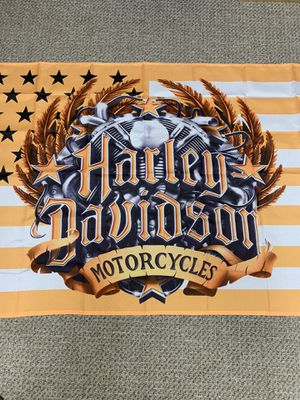 3feet x 5 feet Harley Davidson outdoor/indoor flag for Sale in Akron, OH