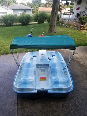 Pelican/ boat/pedal/paddle for Sale in Columbus, OH