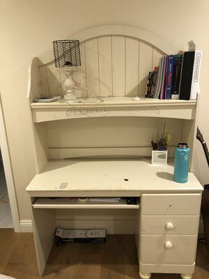 Ashley's Computer Desk and Book Shelf for Sale in Irvine, CA