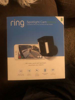 Ring Spotlight Cam Battery for Sale in Nashville, TN