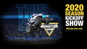 MONSTER JAM ANAHEIM STADIUM (TOUCH PIC AND SWIPE LEFT TO SEE VIEW OF SEAT) for Sale in Montebello, CA