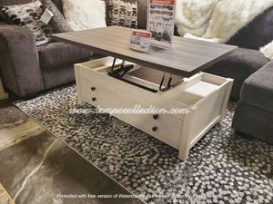 Coffee Table, Two-Tone for Sale in Huntington Beach, CA