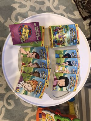 Magic school bus the complete series for Sale in Chicago, IL